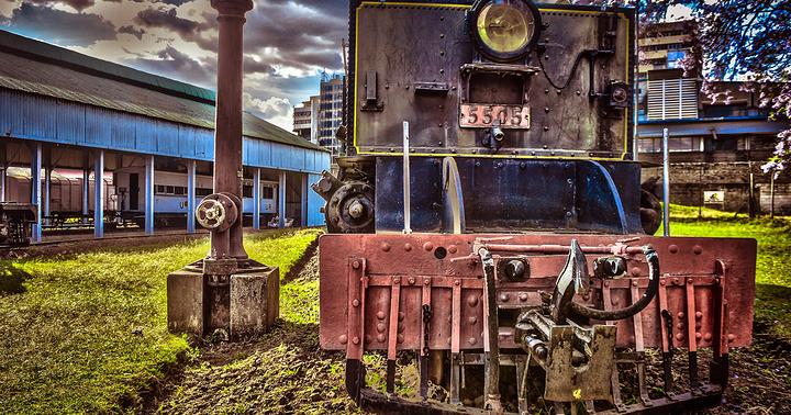 铁路博物馆旅游图片