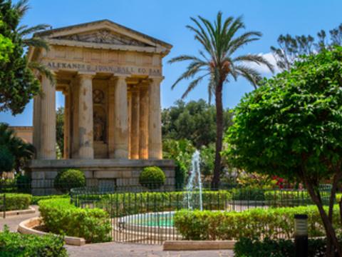 下巴拉卡花园旅游景点图片