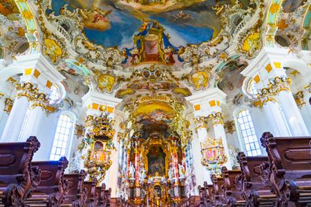维斯朝圣教堂Pilgrimage Church of Wies