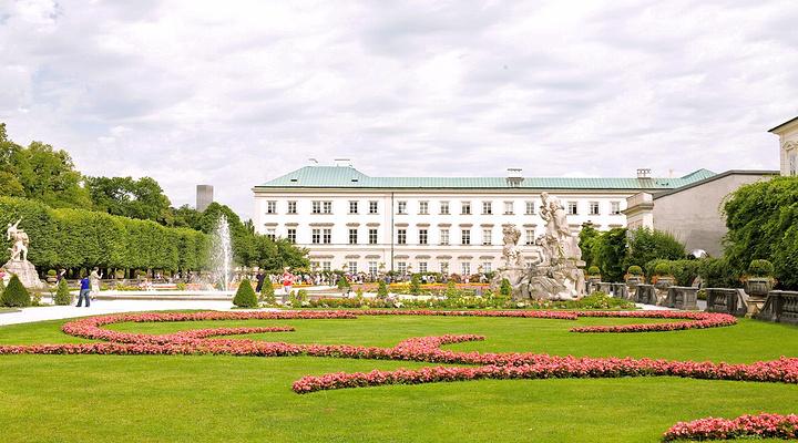 米拉贝尔宫旅游图片