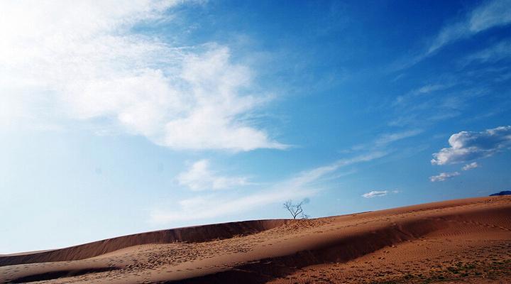 天漠旅游图片