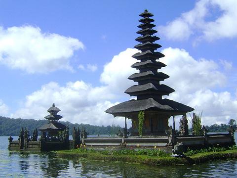 水神庙的图片