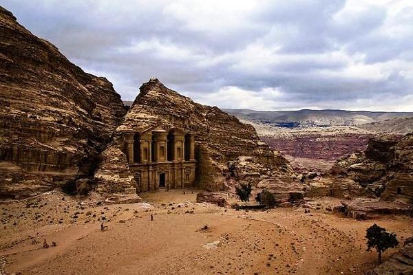 代尔修道院旅游图片