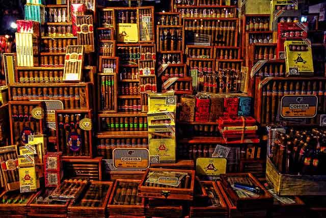 哈瓦那雪茄节