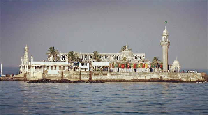 哈吉·阿里清真寺旅游图片