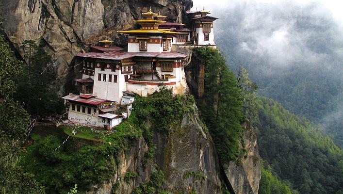 虎穴寺旅游图片