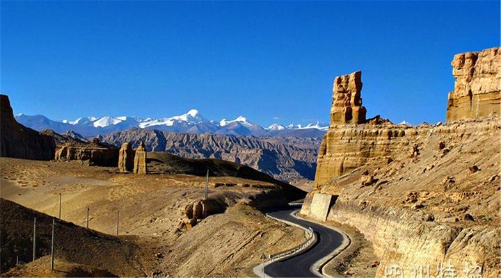 扎达士林旅游图片