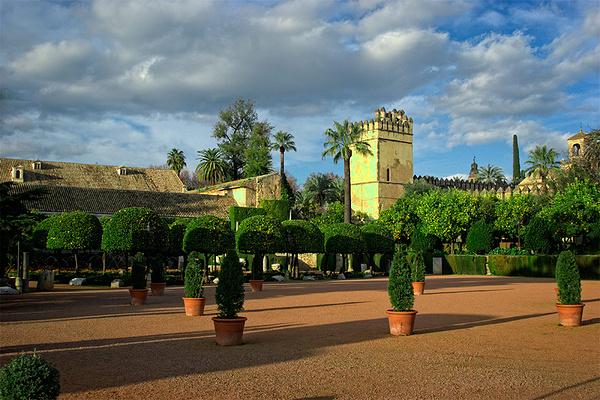 科尔多瓦王宫旅游图片