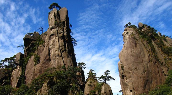 三清山旅游图片