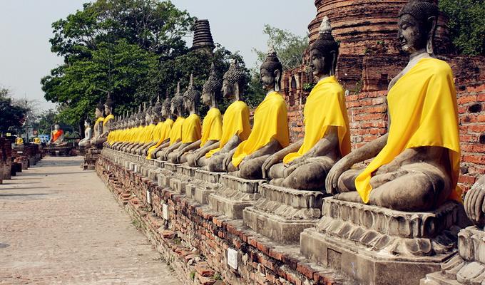 亚柴蒙考寺旅游图片
