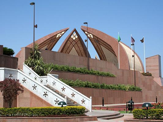 巴基斯坦纪念碑博物馆旅游图片