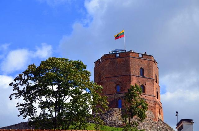 格季米纳斯塔楼-上城堡博物馆