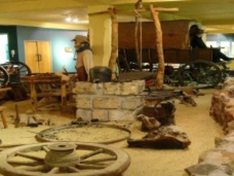 先民博物馆旅游景点图片