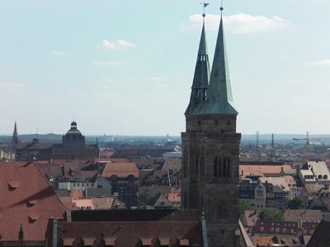圣塞巴尔德大教堂旅游景点图片