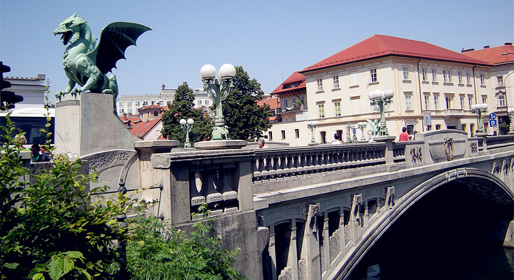 龙桥旅游图片
