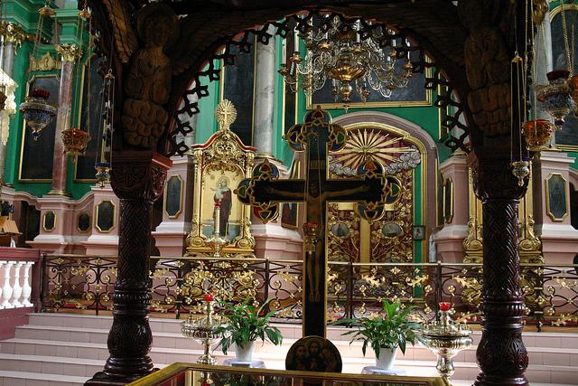 东正教圣灵教堂