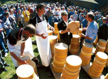 伯尔尼奶酪节