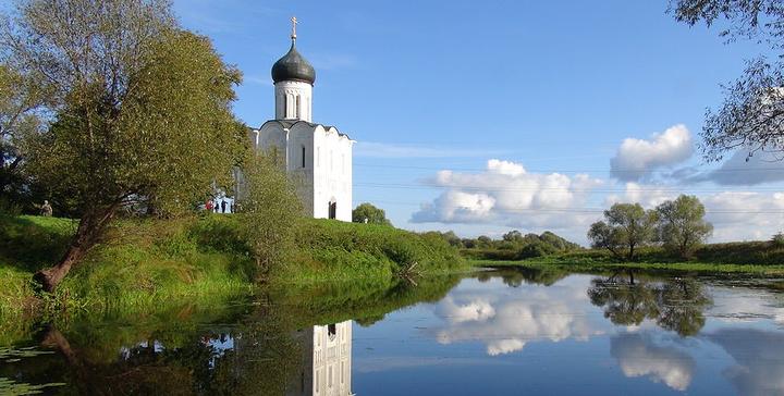 波克洛夫小教堂旅游图片