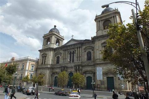 大教堂和穆里略广场