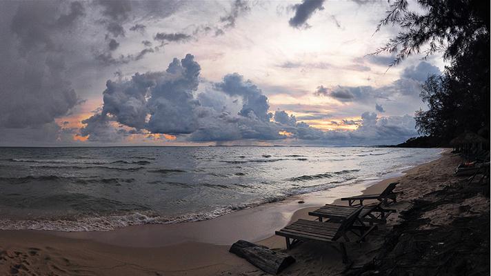 欧特斯海滩旅游图片