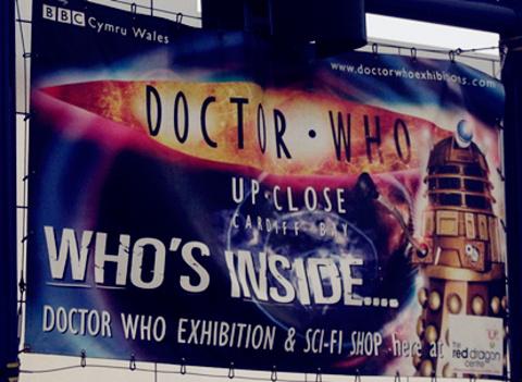 《神秘博士》体验馆的图片