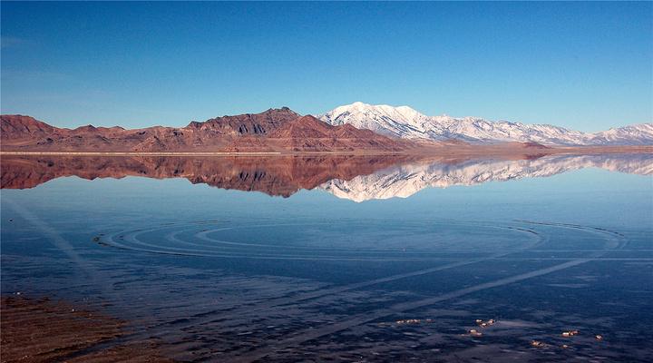 大盐湖旅游图片