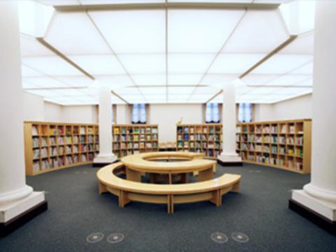 国际儿童图书馆旅游景点图片
