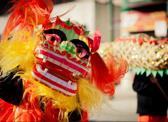 春节(Spring Festival)