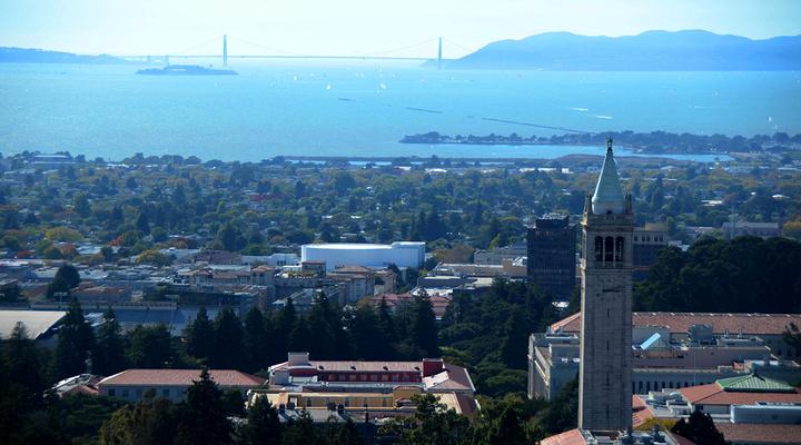 加利福尼亚大学伯克利分校旅游图片