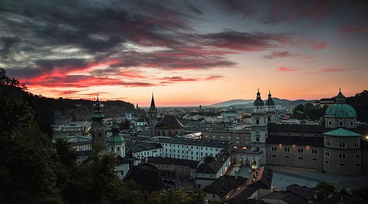 萨尔茨堡大教堂旅游图片