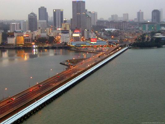 新柔长堤旅游图片