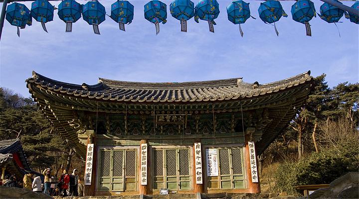 传灯寺旅游图片
