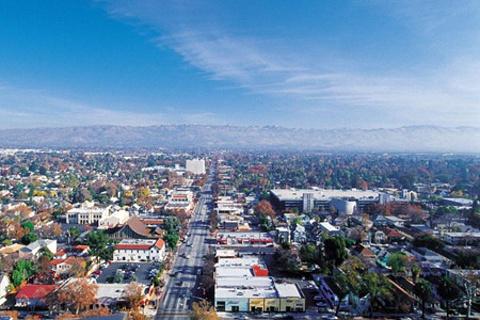 硅谷旅游图片