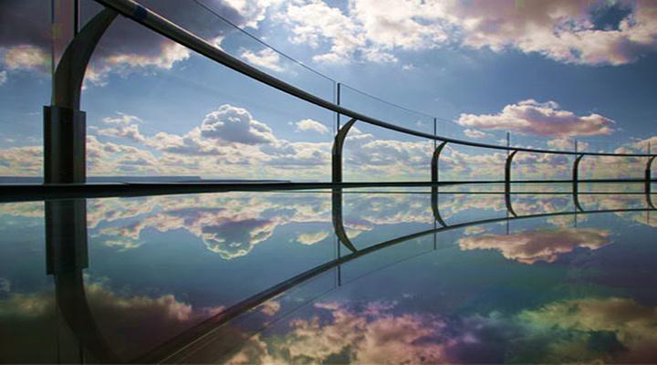 大峡谷空中走廊旅游图片