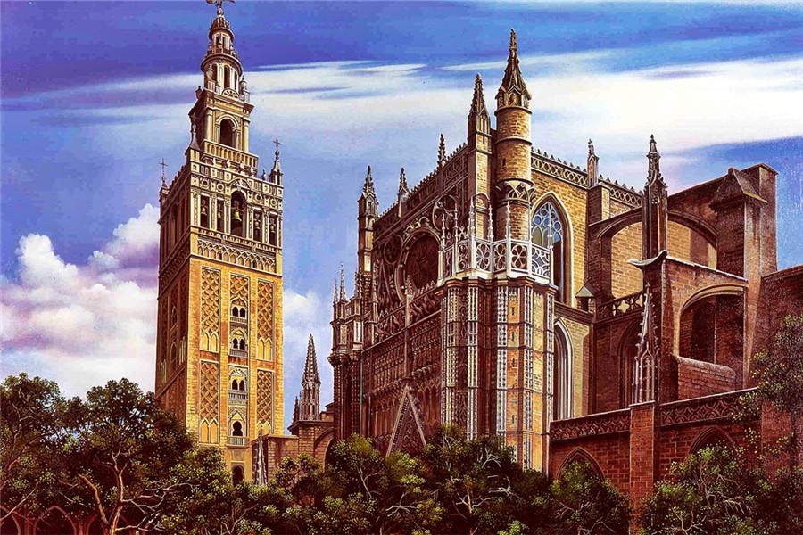 大教堂及周边一日游