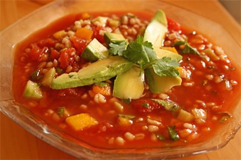 安达卢西亚冷汤