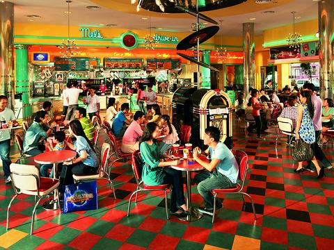 梅尔斯经典快餐旅游景点图片