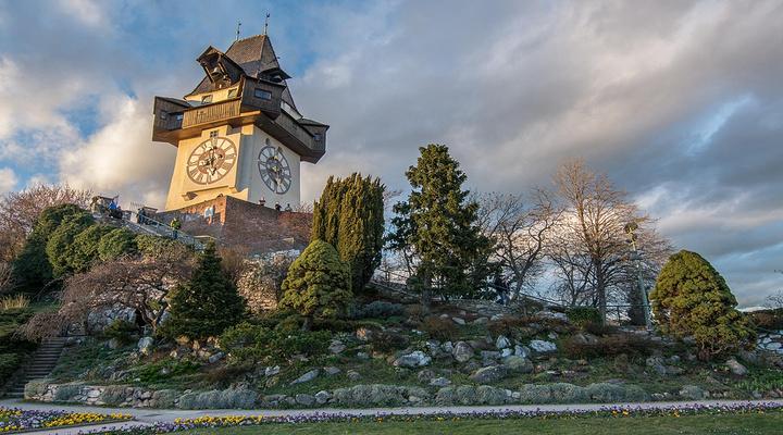 城堡山旅游图片