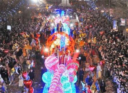 三王节(Dia de Los Reys Margos)