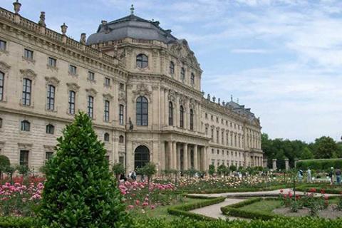 维尔茨堡主教宫