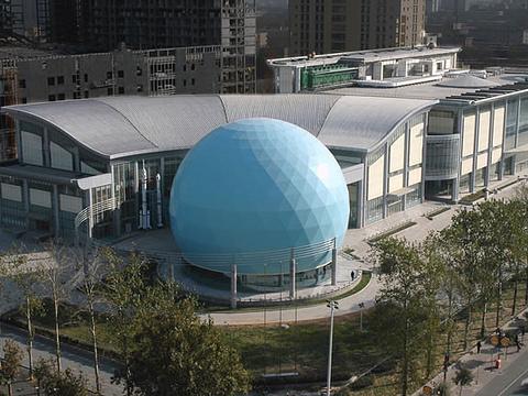河北省科学技术馆旅游景点图片