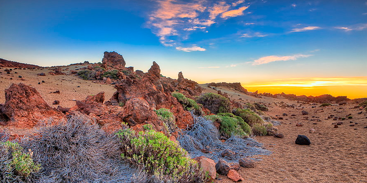 Teide National Park旅游图片