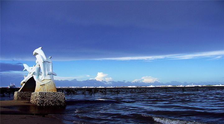 观海长廊旅游图片
