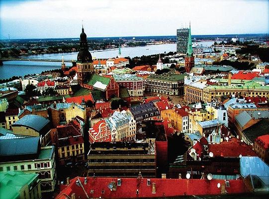 拉脱维亚旅游景点图片