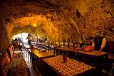 山洞甜茶馆