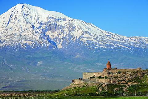 亚美尼亚旅游景点图片