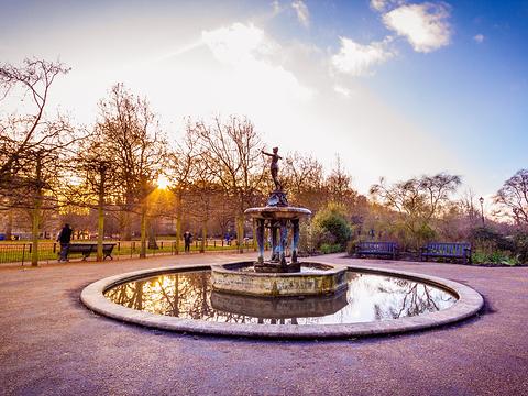 海德公园旅游景点图片