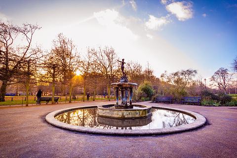 海德公园的图片