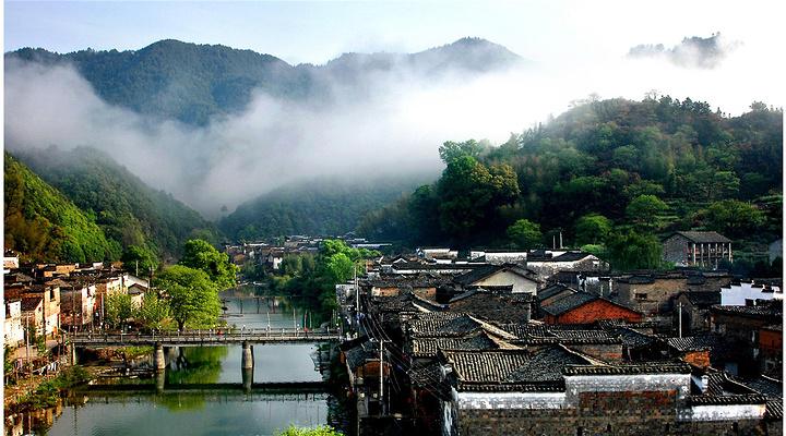 瑶里古镇旅游图片