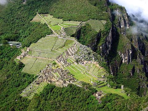 马丘比丘旅游景点图片